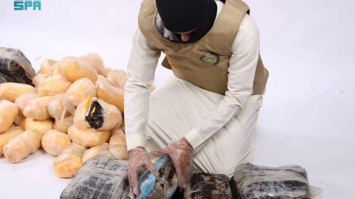 Saudi authorities foil attempt to smuggle 233 kg of hashish in the Eastern Province