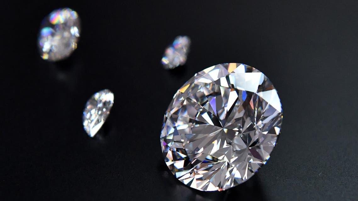 Diamonds - AFP