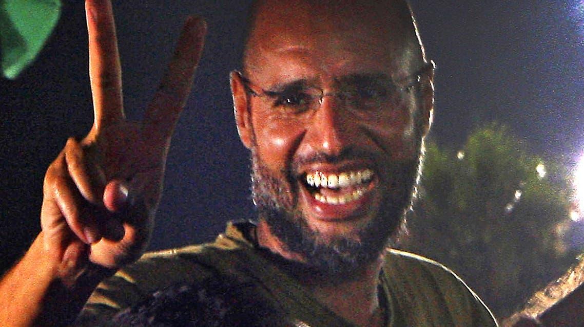 سيف الاسلام القذافي (فرانس برس)