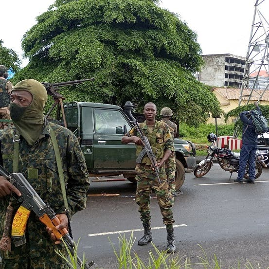 Guinea junta consolidates takeover by naming military governors
