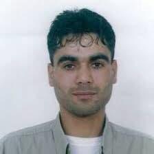 A headshot of Mahmoud Abdullah Ardah. (Twitter)