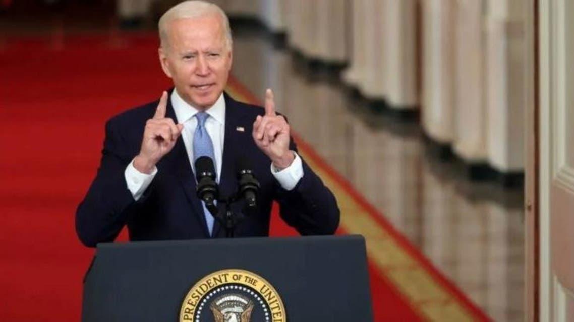جو بایدن، رئیس جمهور آمریکا