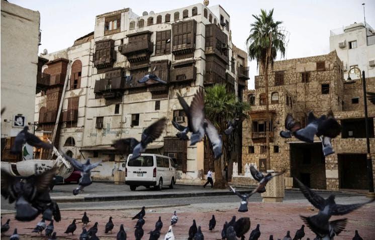 بافت تاریخی شهر جده