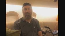 رہائی کے بعد قذافی کے بیٹے کی پہلی تصویر سوشل میڈیا پر وائرل
