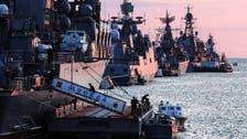 Russia, Ukraine trade accusations over annexed Crimea