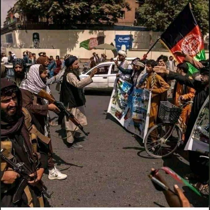طالبان تتوعد المتظاهرين: من يخالف سيتعرض لإجراء صارم