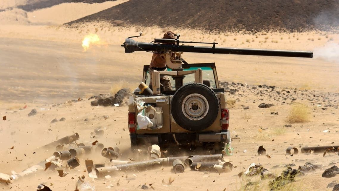 کشته شدن 60 شبه نظامی حوثی در مارب