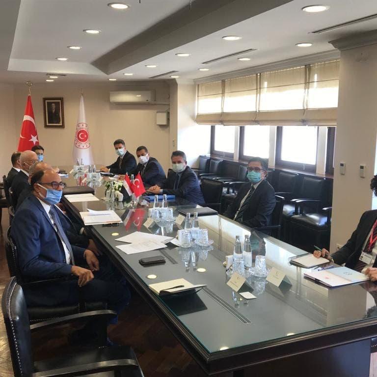 مواصلة المحادثات.. مصر تكشف تفاصيل مشاوراتها مع تركيا