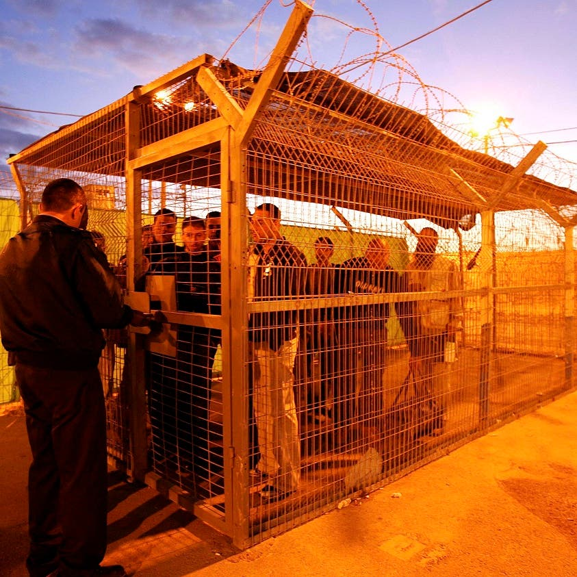 Inmates, guards clash at Israel's Ketziot, Ramon prisons