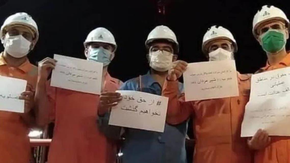 اعتصابات سراسری کارگران در ایران