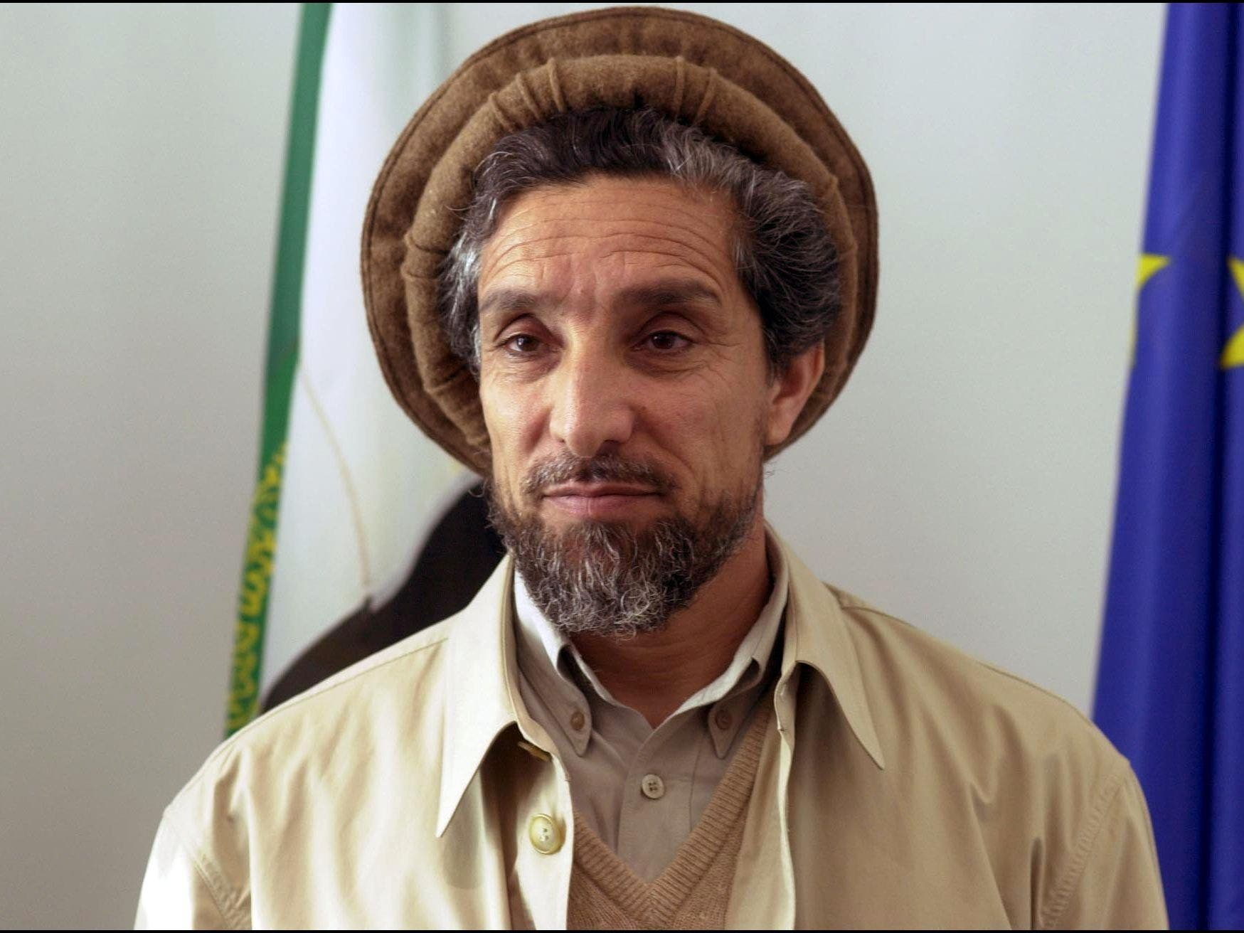Ahmed Shah Massoud