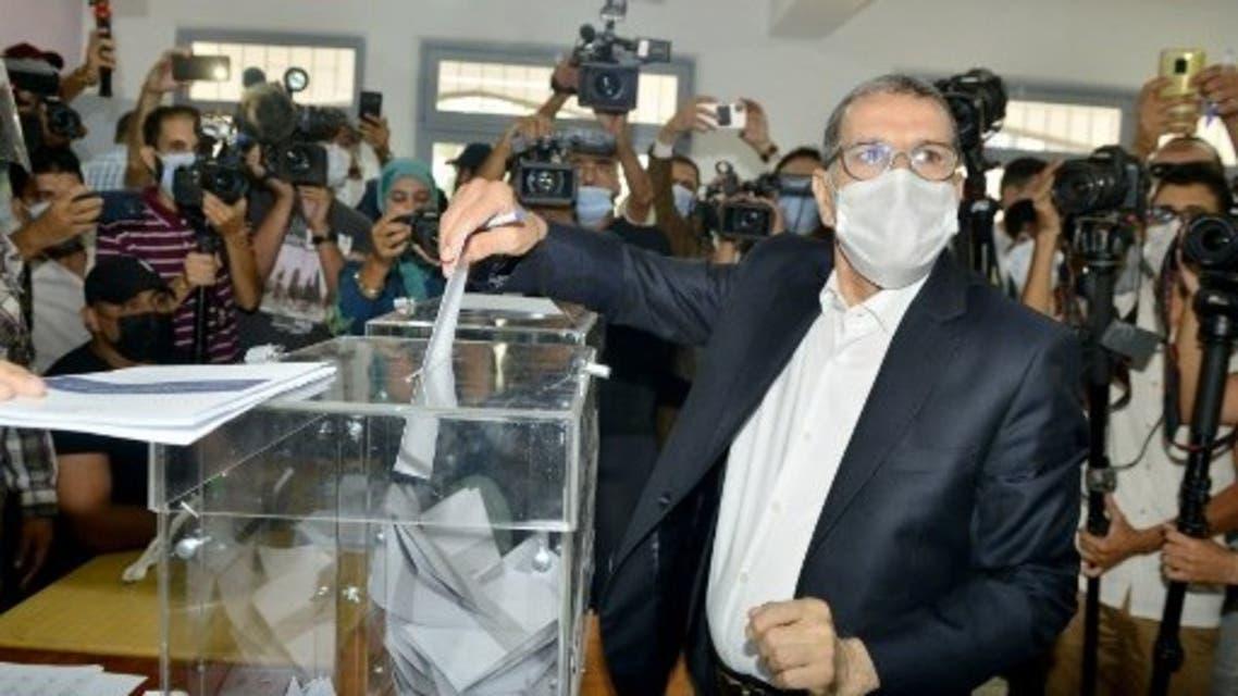 انتخابات المغرب (فرانس برس)