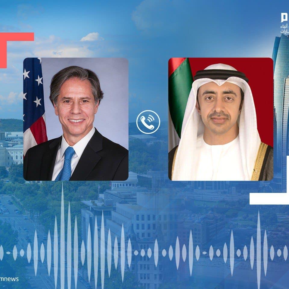 US Secretary of State commends UAE evacuation efforts in Afghanistan