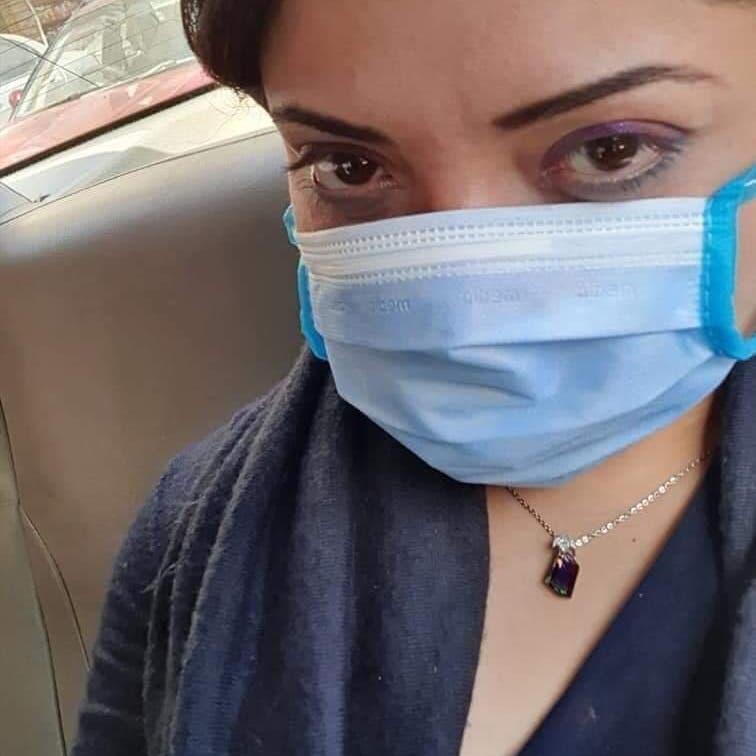 رغم تلقيها اللقاح ..صيدلانية مصرية تصاب بكورونا للمرة الخامسة