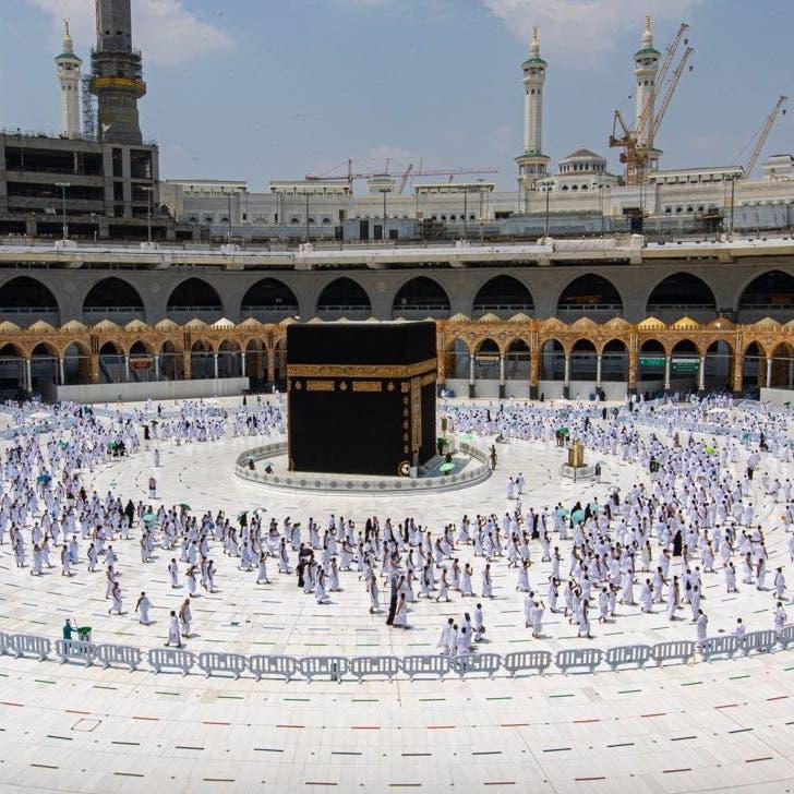 السعودية: رفع الطاقة الاستيعابيةإلى 70 ألف معتمر يوميا