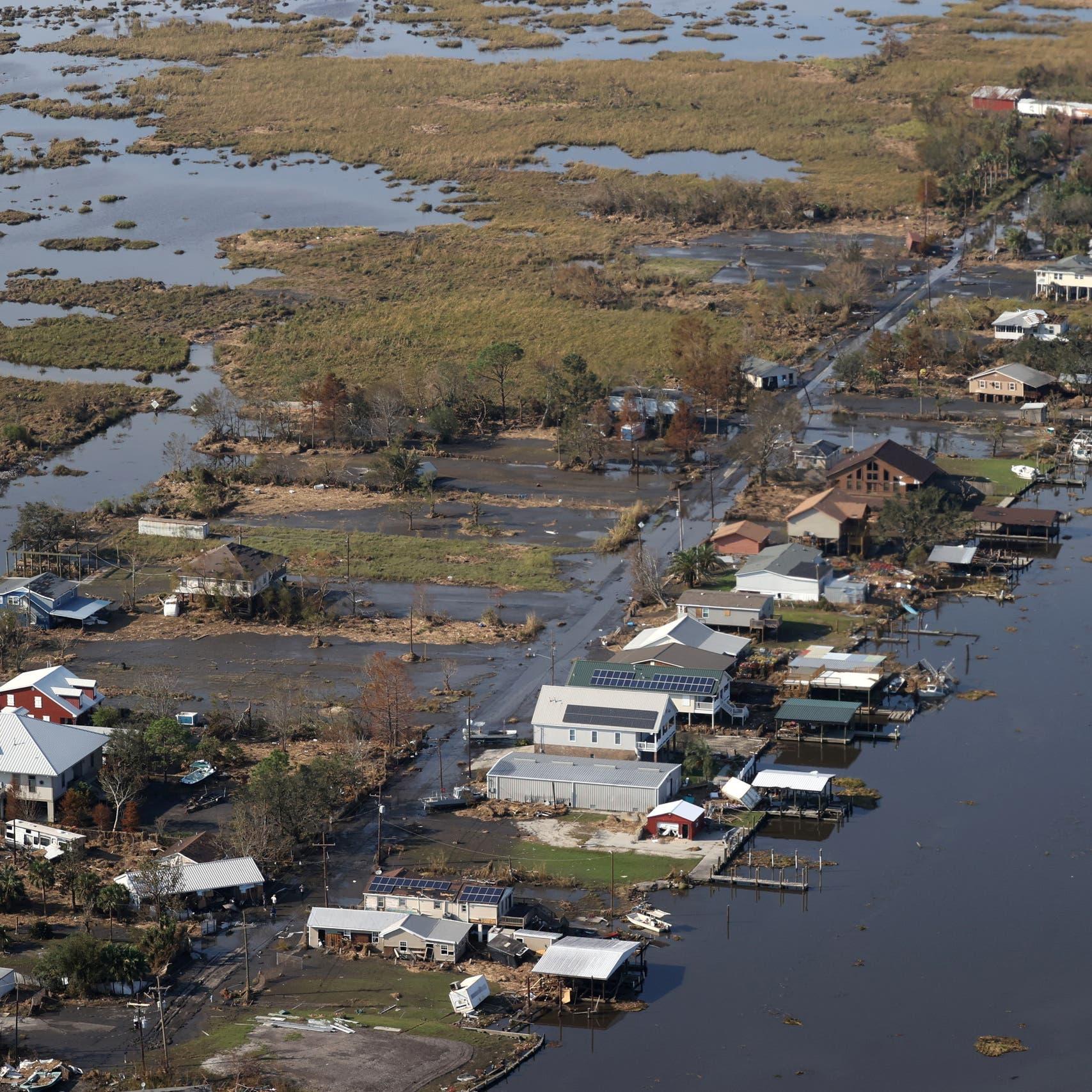 خسائر أميركا من الأعاصير في 20 عاماً تتجاوز تريليون دولار