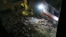 Egypt building collapse leaves four people dead