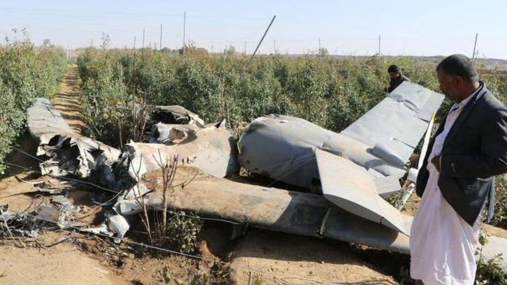 Arab Coalition intercepts Houthi drone targeting Saudi Arabia's Khamis Mushait