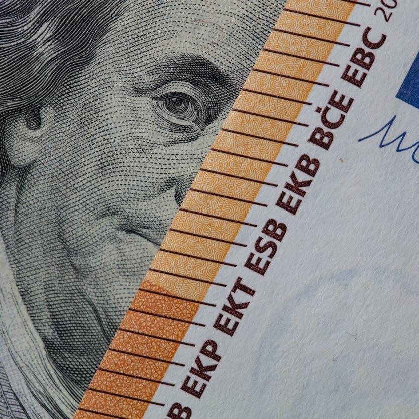الدولار على ثبات واليورو يترقبقرارالمركزي الأوروبي