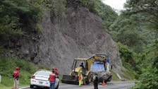 At least one dead, 10 missing in landslide near Mexico City