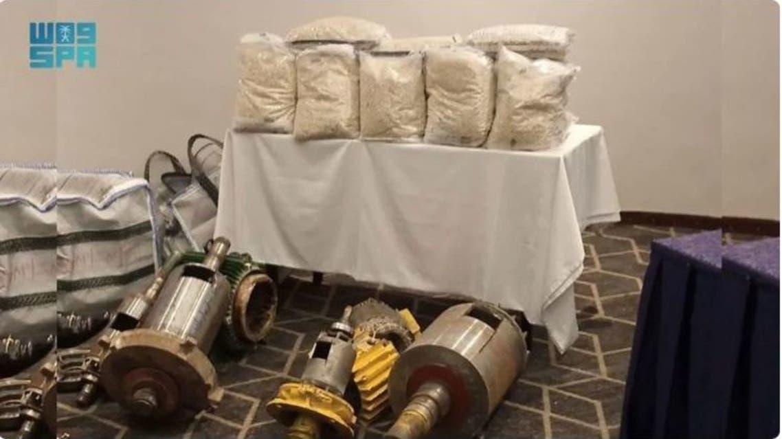 جاسازی مواد مخدر در وسایل مکانیکی