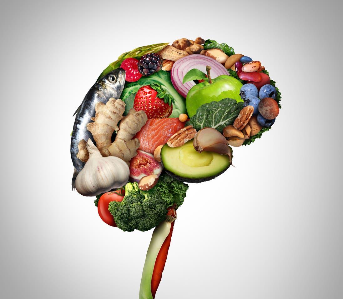 أطعمة مفيدة للمخ