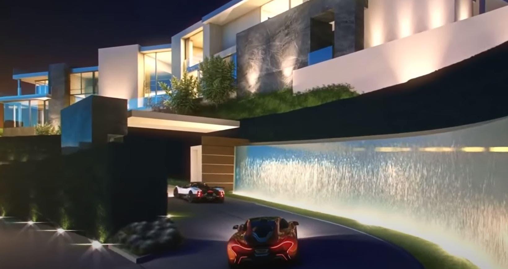 لقطة من شريط فيديو دعائي لعقار The One