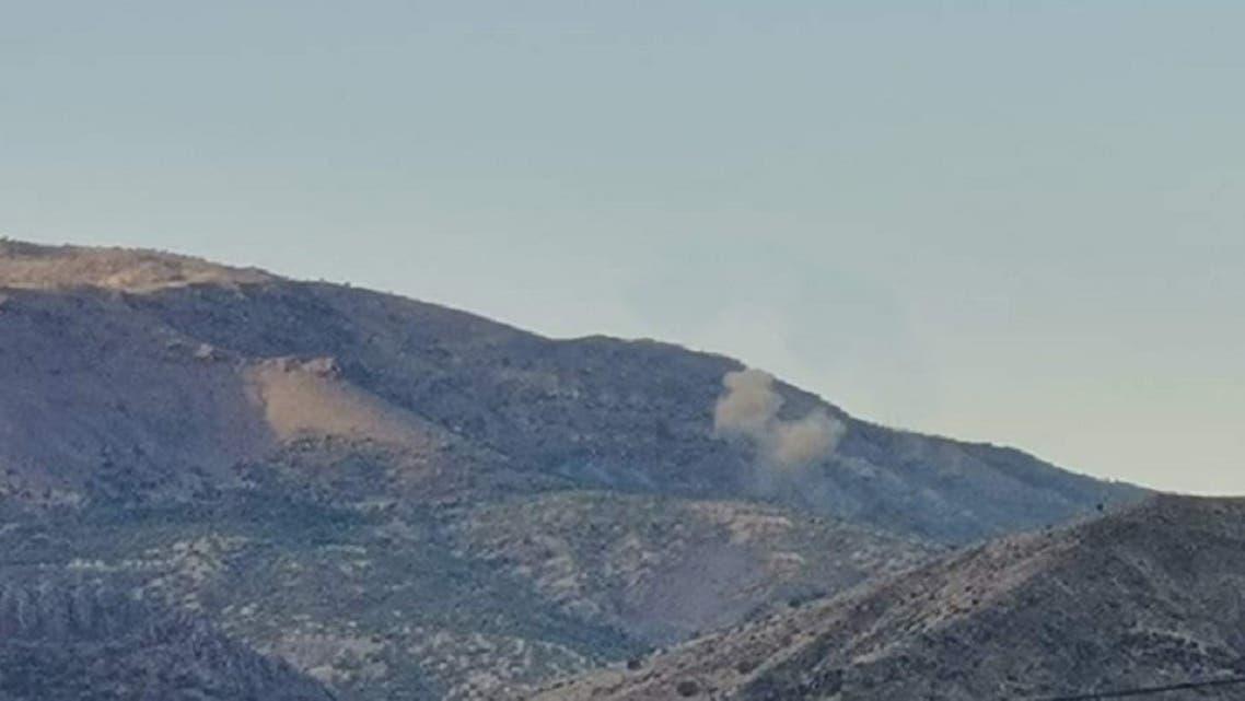 گلولهباران اقلیم کردستان توسط ایران