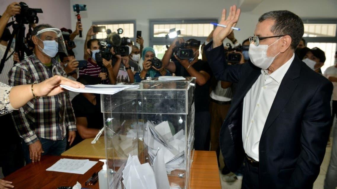 سعدالدین العثمانی، نخستوزیر شکستخورده مراکش