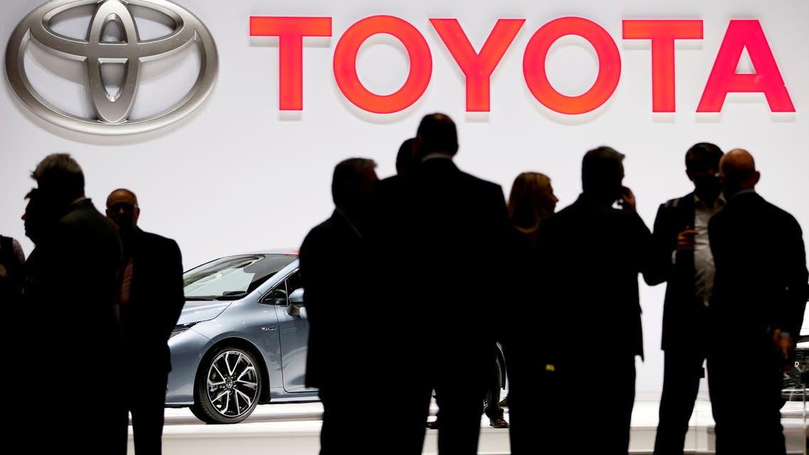تويوتا لصناعة السيارات
