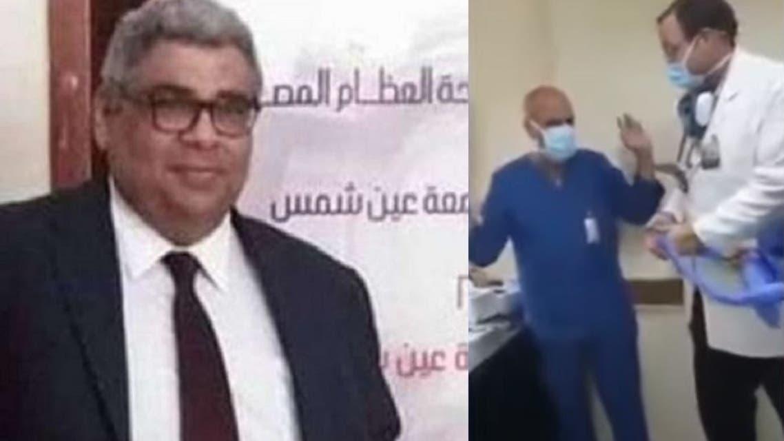 أول صورة للدكتور عمرو خيري