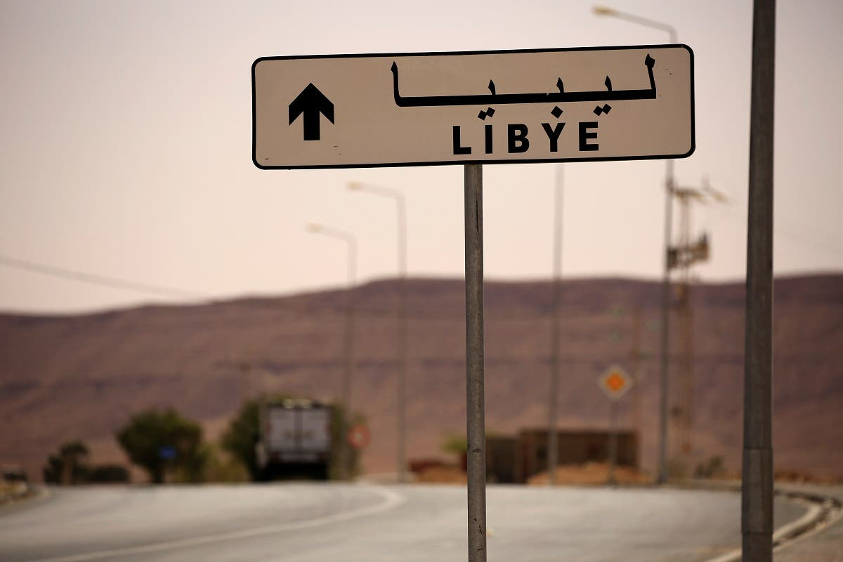 من الحدود الليبية (أرشيفية- رويترز)