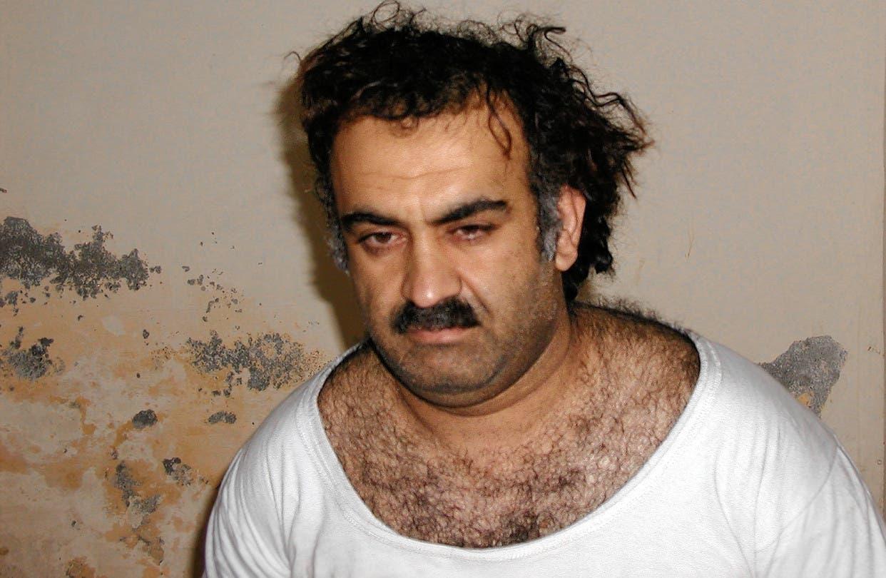 خالد شيخ محمد عقب اعتقاله