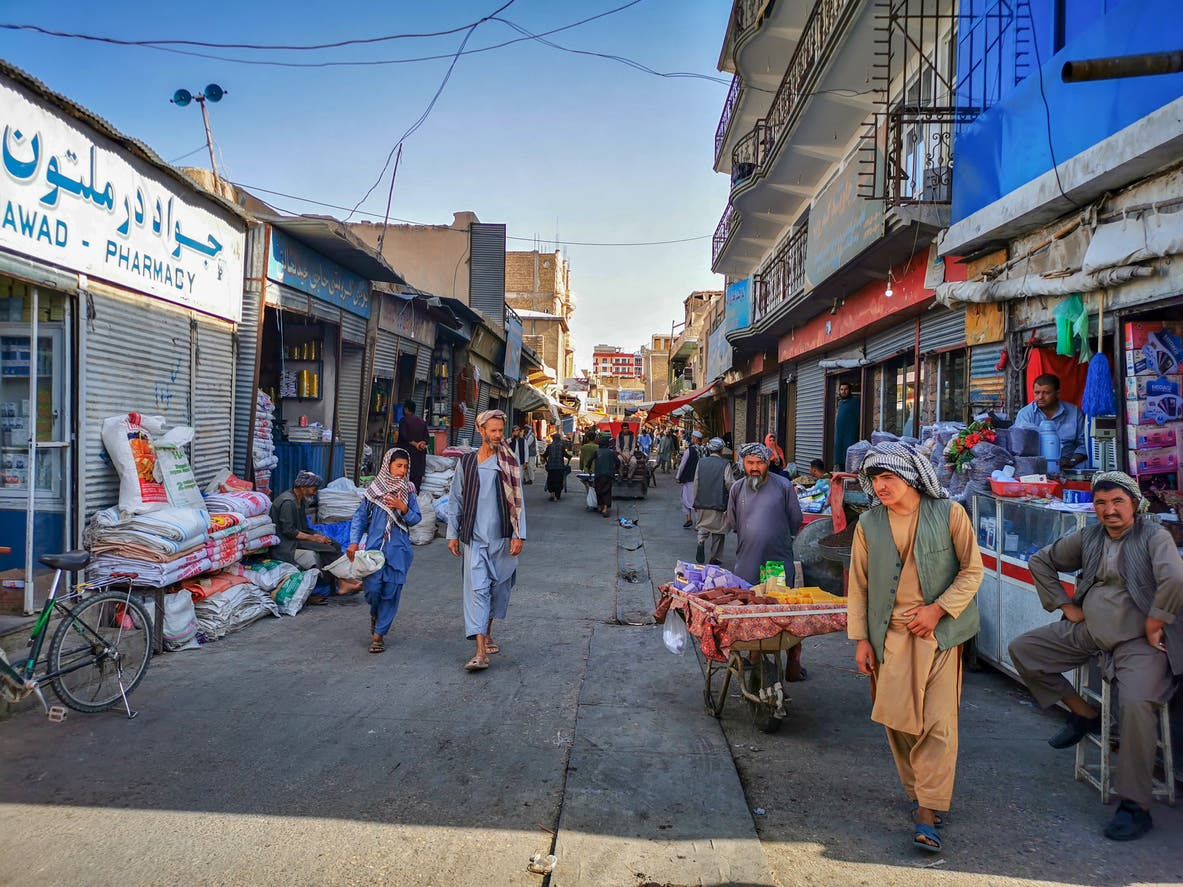 The UN report warns: Afghanistan is on the verge of mass poverty