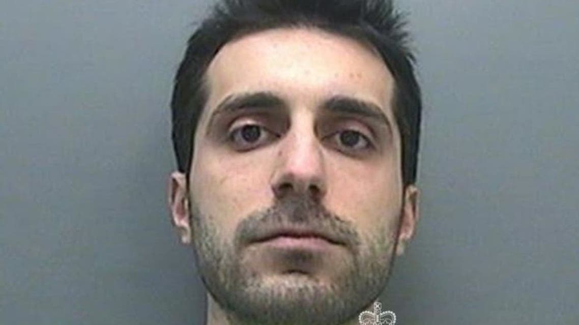 Hayder Aljayyash, 29, was studying for a Master's degree in embedded system design at the University of South Wales. (Supplied: South Wales Police)