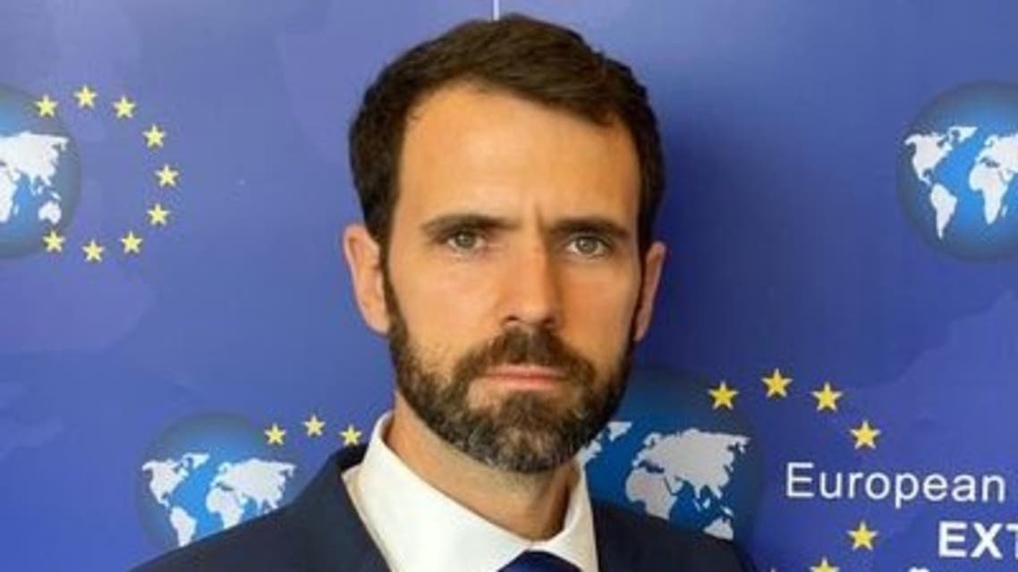 الناطق الرسمي باسم الاتحاد الأوروبي لمنطقة الشرق الأوسط وشمال إفريقيا، لويس ميغيل