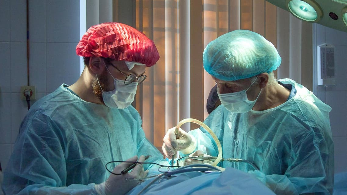 A Kosovo surgeon said Tuesday he had successfully removed a mobile phone from the stomach of a prisoner four days after he had swallowed the entire device. (Unsplash)