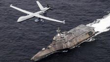 ایجاد «واحد ویژه پهپادی» توسط آمریکا برای مقابله با تهدیدات دریایی ایران