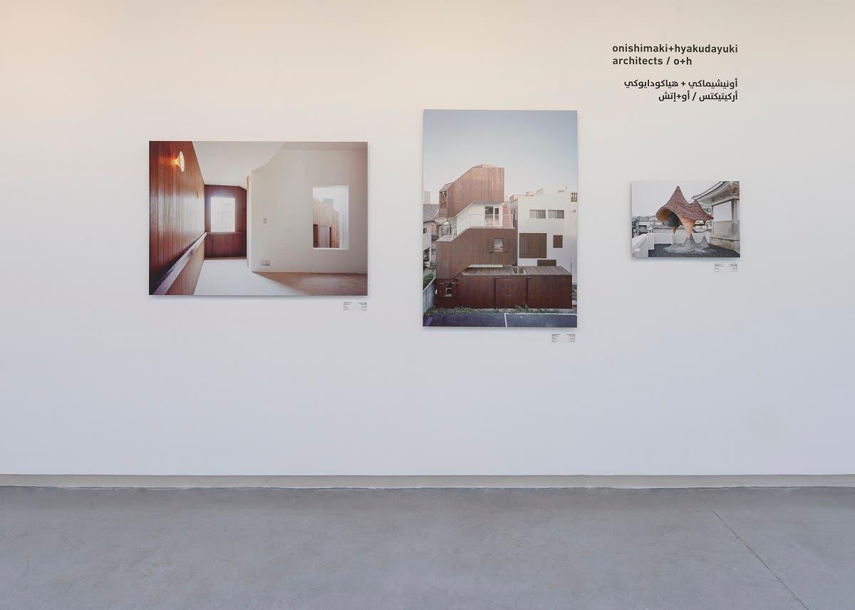 The Double Helix house made in 2011by onishimaki+hyakudayuki architects. (Courtesy: SAF)