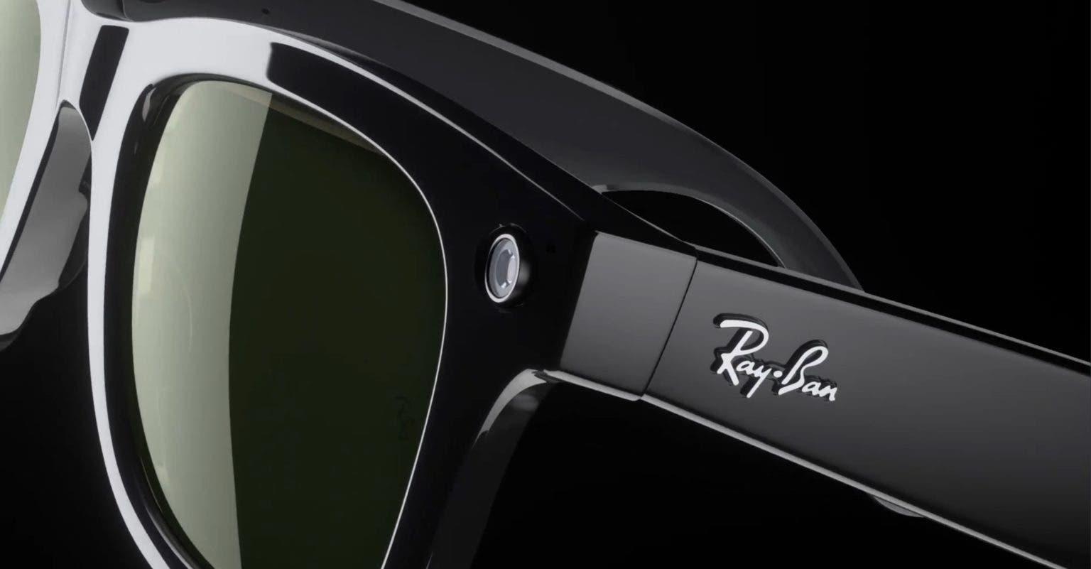 نظارات Ray-Ban Stories من فيسبوك