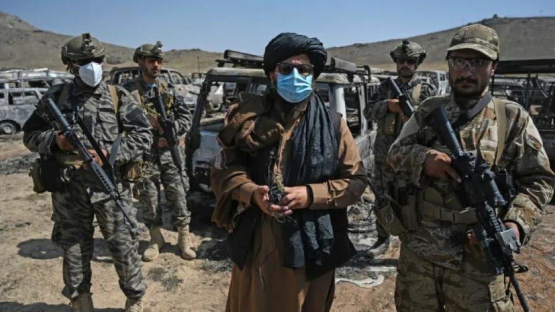 عناصر طالبان