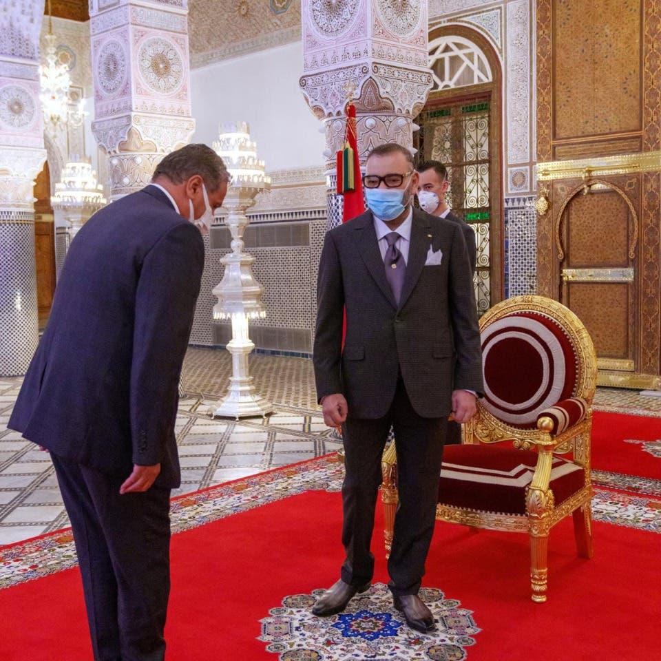 العاهل المغربي يكلف أخنوش بتشكيل الحكومة الجديدة