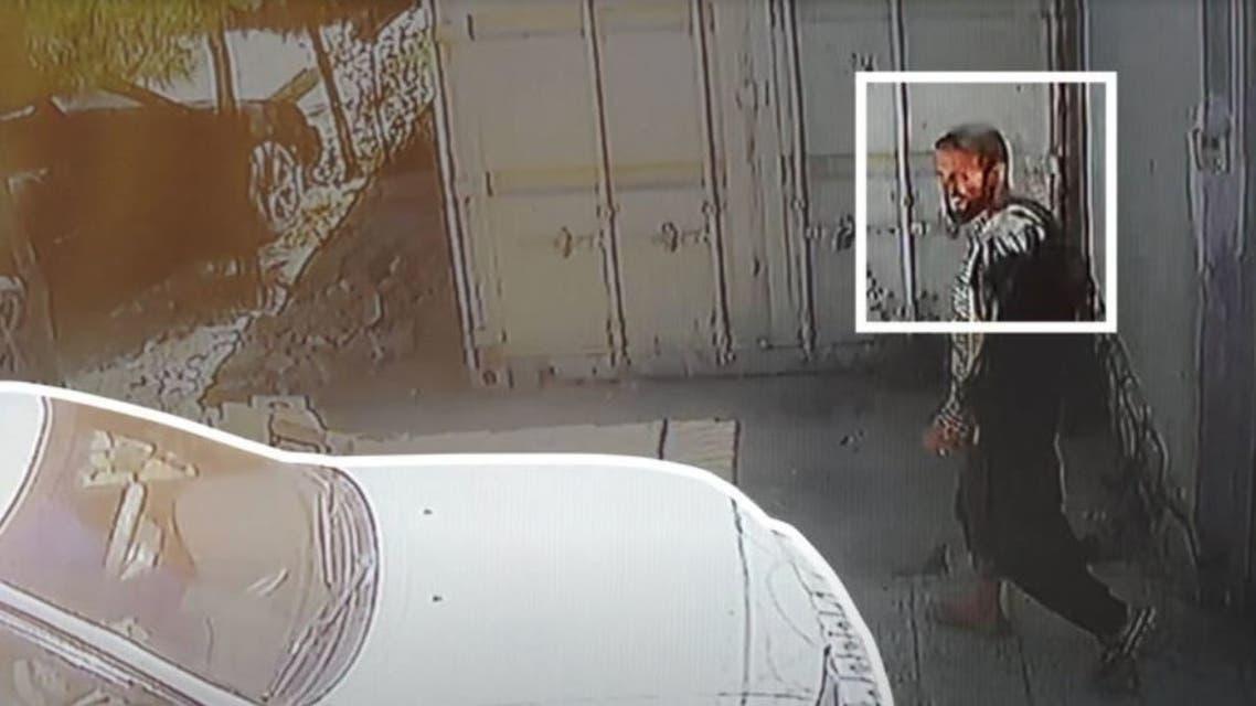 العامل إزمراي أحمدي الذي راح ضحية الضربة الأميركية