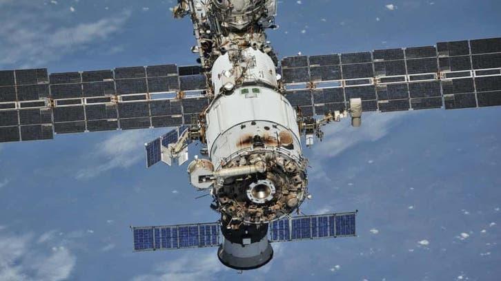 ایستگاه فضایی بینالمللی آتش گرفت