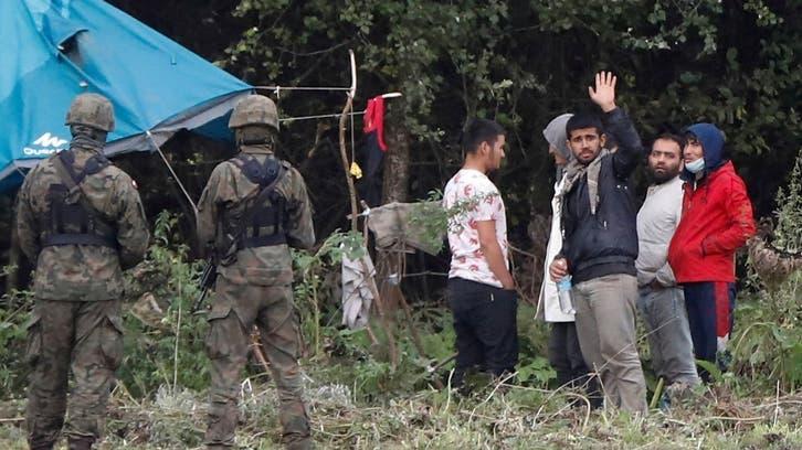 مأساة مهاجرة عراقية علىالحدود بين بولندا وبيلاروس