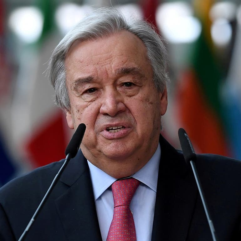 UN chief Guterres: World moving in wrong direction, at 'pivotal moment'