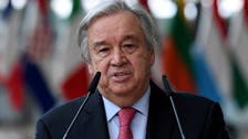 UN chief tells youth to keep up climate change pressure