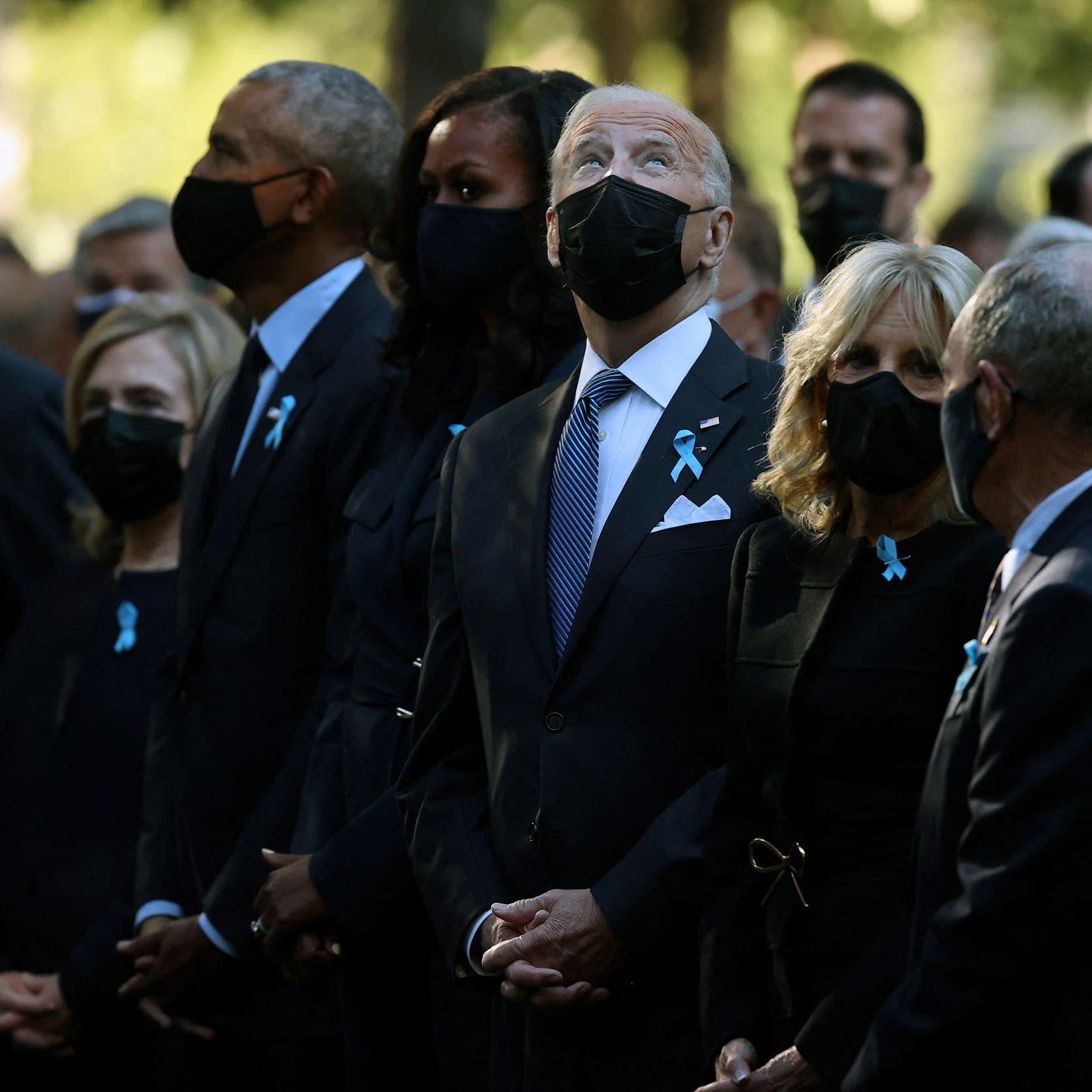 نيويورك.. الرئيس الأميركي يحيي الذكرى الـ20 لهجمات سبتمبر