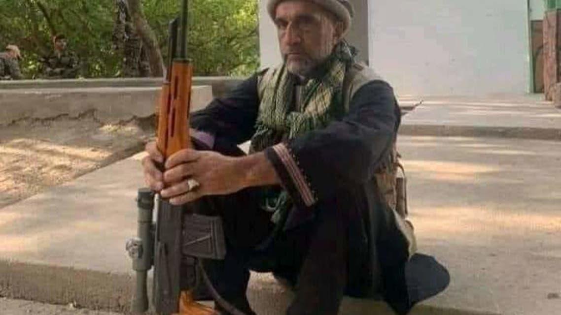 روح الله عزیزی صالح، برادر امرالله صالح