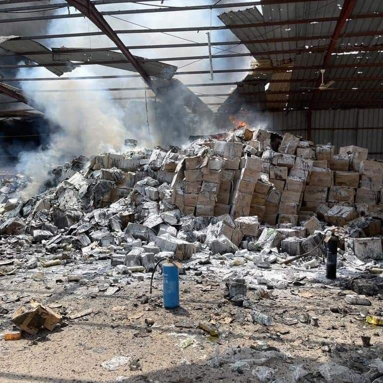"""وزير الإعلام اليمني: هجوم الحوثيين على """"المخا"""" تم بمسيرات إيرانية الصنع"""